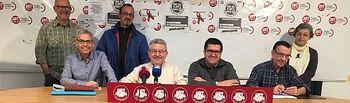 Creada la Plataforma Provincial de Albacete en Defensa del Sistema Público de Pensiones