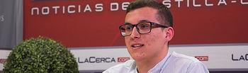 Javier Boj, Secretario general de Juventudes Socialistas en la Provincia de Albacete