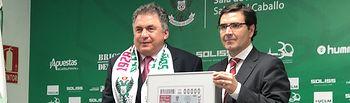 El Club Deportivo Toledo celebra su 90 aniversario en el cupón de la ONCE.