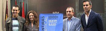 """Presentación del """"I Pico Mentiras Vertical""""."""