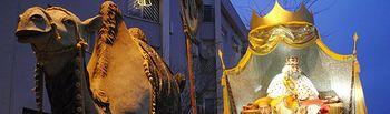 Cabalgata de Reyes de Valdepeñas.
