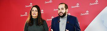 Rueda de prensa PSOE Ciudad Real.
