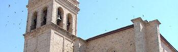 El Gobierno regional concederá la máxima protección patrimonial a los entornos de dos importantes edificios históricos-artísticos de la provincia de Toledo, la colegiata del Santísimo Sacramento, en la imagen, y el convento de las concepcionistas franciscanas, actual palacio de Pedro I, ambos en la localidad de Torrijos