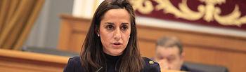 María Roldán, diputada del Grupo Parlamentario Popular en las Cortes de Castilla-La Mancha.