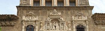 Una imagen del Museo de Santa Cruz de Toledo.