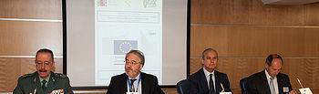 """Seminario internacional """"Experiencias en la Unión Europea sobre dirección de la seguridad y gobernabilidad"""". Foto: Ministerio del Interior"""