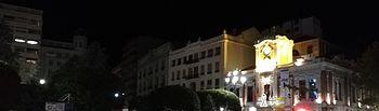 Plaza Altozano de Albacete. 25-11-19.