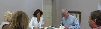 La Diputación y la UNED formalizan el convenio para financiar las actividades de extensión universitaria de 2019