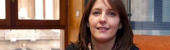 Rosario Moreno-Opo, presidenta de ATA en Castilla-La Mancha.