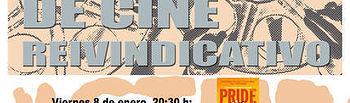 Carteles del Ciclo de Cine Reivindicativo