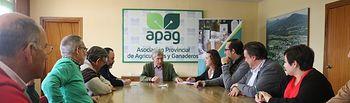 Reunión Ciudadanos Guadalajara con APAG.