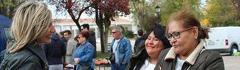María Dolores Arteaga Cs Albacete carpa Aguas Nuevas.