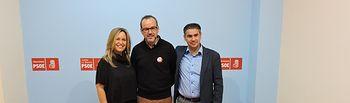 En un acto informativo en la sede del PSOE de Villarrobledo