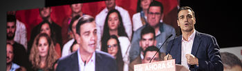 05.11.2019 Pedro Sánchez en Badajoz.