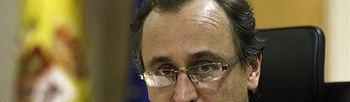 El ministro de Sanidad, Servicios Sociales e Igualdad, Alfonso Alonso. Foto: Pool Moncloa / Acceso libre.