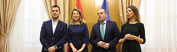 Reunión del Ministerio de Trabajo y Economía Social con las principales asociaciones de autónomos.