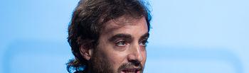Antonio Javier Cepillo durante Gala de entrega de los XIX Premios Empresariales San Juan de FEDA.