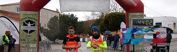 José Carlos y Jesús Ponce. Foto: Villaescuesa.