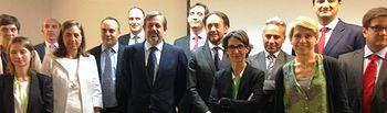 Grupo Español Crecimiento Verde, Carbon Expo. Foto: Ministerio de Agricultura, Alimentación y Medio Ambiente