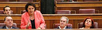 Patricia Blanquer, portavoz socialista de Hacienda.