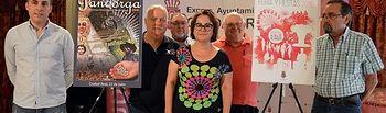 Presentados los carteles ganadores del concurso de Pandorga y Ferias y Fiestas 2.016