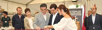 Inauguración de la VI Feria de Cuchillería Artesanal y Knife Show