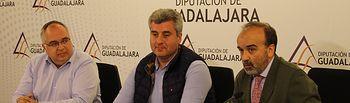 Grupo Popular de la Diputación de Guadalajara.