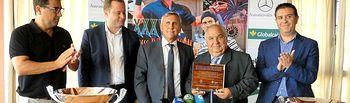 Presentación XXXV Torneo Internacional de Tenis Ciudad de Albacete.