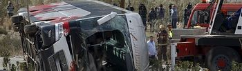 Accidente en Tarragona