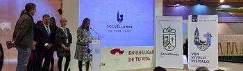 El Ayuntamiento de Socuéllamos en FITUR su nueva marca turística, que pretende potenciar el pueblo como destino ligado a la cultura, la gastronomía y el mundo del vino.