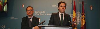 Lorenzo Robisco y Antonio Martínez.