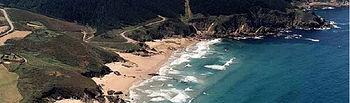 Playa. Foto: Ministerio de Agricultura, Alimentación y Medio Ambiente