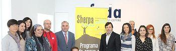 FEDA y Diputación presentan a los 12 finalistas de la segunda edición del Programa Sherpa para nuevos empresarios
