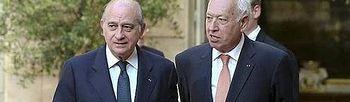 García-Margallo y Fernández Díaz han presidido la Reunión de Alto Nivel del Comité Contra el Terrorismo de las Naciones Unidas. Foto: Ministerio del Interior.