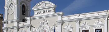 Edificios Ayuntamiento en la plaza Mayor