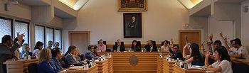 La corporación municipal de Ciudad Real ha celebrado su primera sesión plenaria con carácter urgente