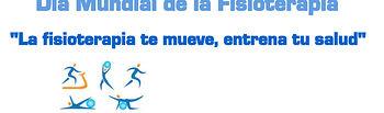 Cartel Día Mundial de la Fisioterapia.
