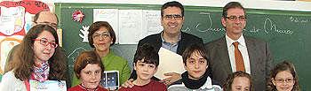 Entregados los premios del concurso de dibujo escolar