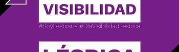 Cartel concentración Guadalajara - jueves 26 abril - Visibilidad Lesbica