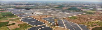 Las nuevas plantas fotovoltaicas de Alcázar empezarán a producir energía en el mes de octubre