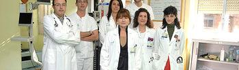 Lokomat, equipo de investigación. Foto: JCCM.