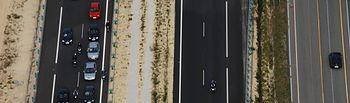 Operativo especial de Tráfico para vigilancia de la circulación durante el fin de semana en los itinerarios hacia Jerez. Foto: Ministerio del Interior