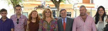 Gacía-Tizón en las Fiestas de Escalonilla