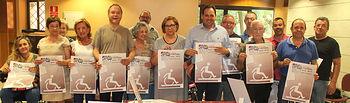El Consejo de la Discapacidad de Almansa estará presente en la Feria 2018.