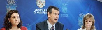 El Alcalde, Antonio Román, presenta las iniciativas para mayores