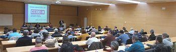 Consejo regional de CCOO CLM.