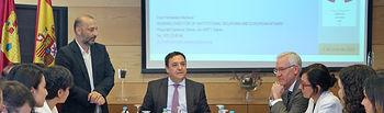 Turquía se interesa por la gestión de los fondos estructurales europeos del Gobierno de Castilla-La Mancha. Foto: JCCM.