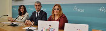 AFANION Presentación del calendario 2020.