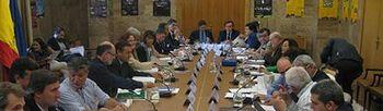 Comité Español del Programa MaB. Foto: Ministerio de Medio Ambiente, y Medio Rural y Marino.