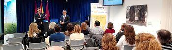 Imagen de la charla.